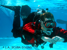 GUE Fundamentals in Los Angeles - Scuba Diving in Los Angeles