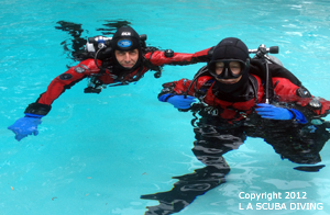 Private Scuba Training Los Angeles Scuba Diving Courses